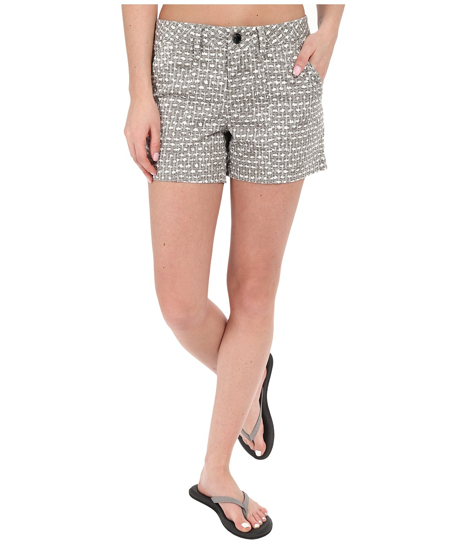 Lole - Casey Shorts (White Pavement) Women's Shorts