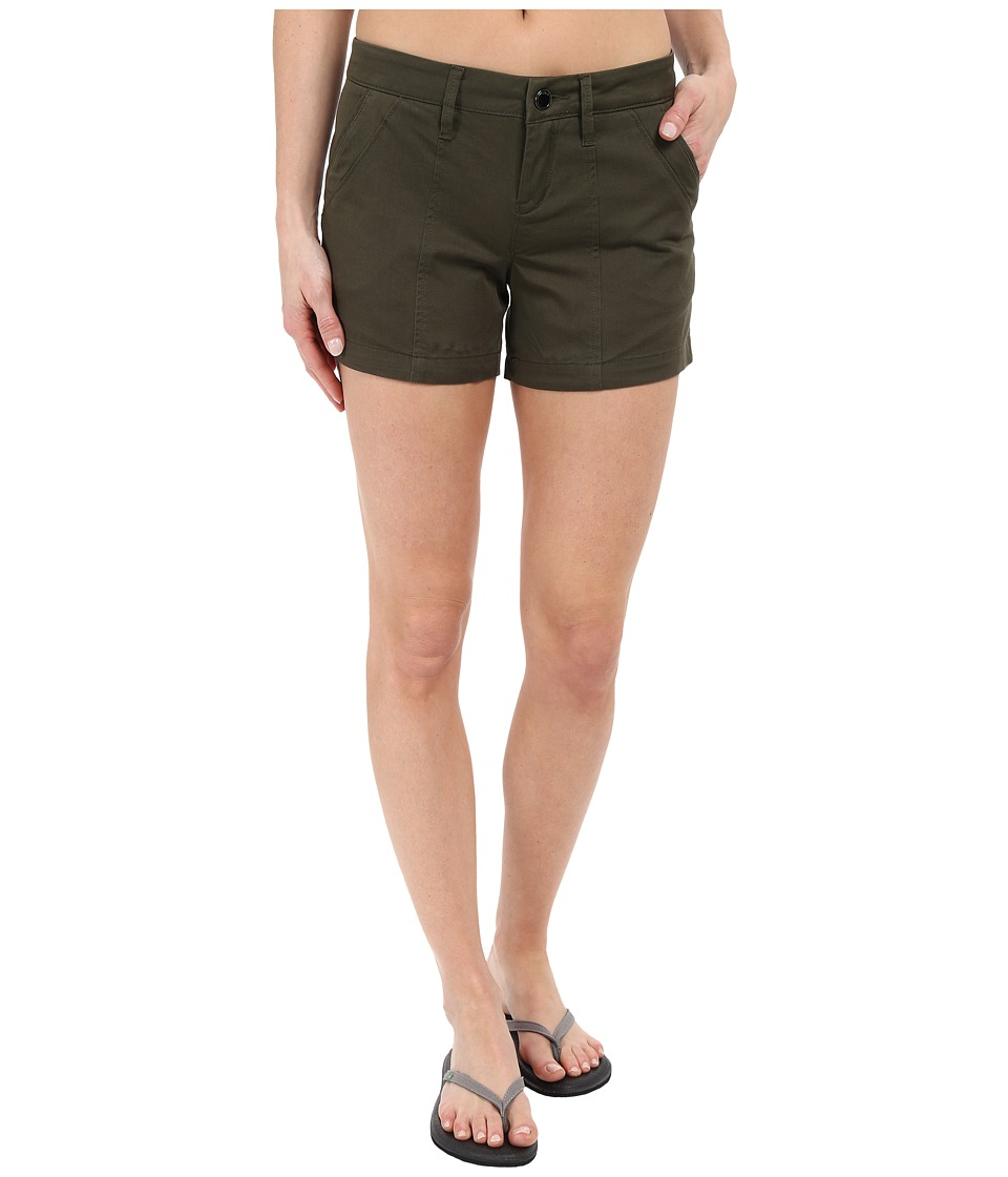 Lole - Casey Shorts (Khaki) Women's Shorts