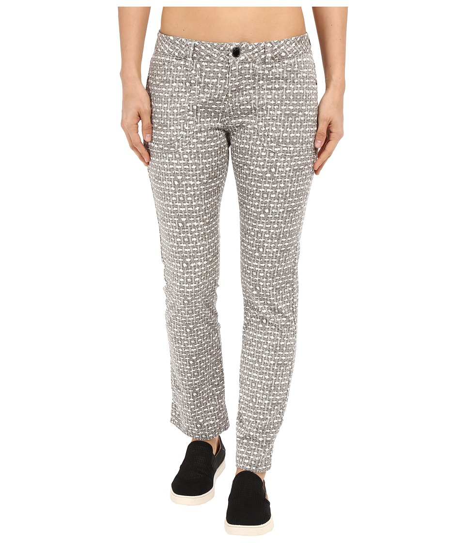 Lole Jolie Capris (White Pavement) Women