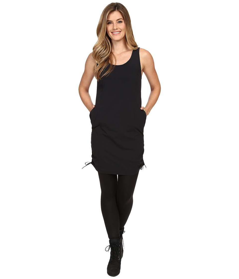 Columbia - Anytime Casual Dress (Black) Women's Dress