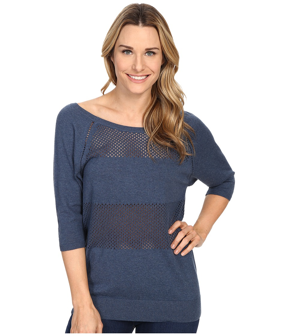 Lole - Mable Sweater (Dark Denim) Women's Sweater