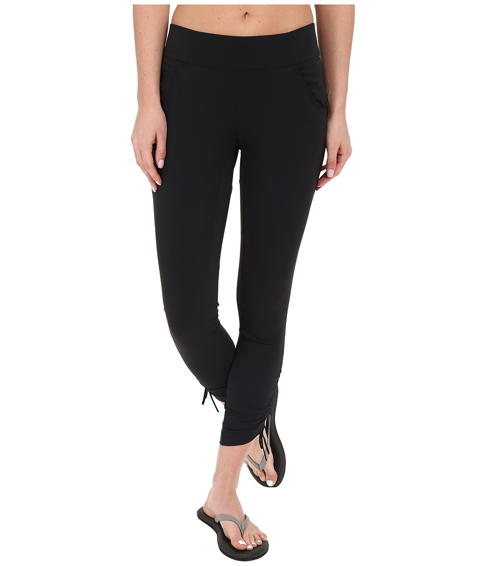 Columbia - Anytime Casual Ankle Pants (Black) Women's Casual Pants