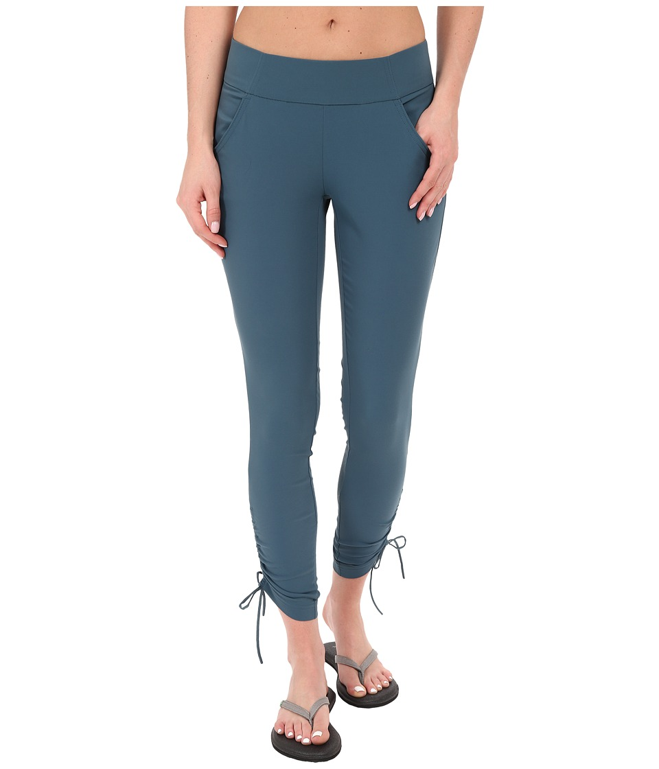 Columbia - Anytime Casual Ankle Pants (Everblue) Women's Casual Pants