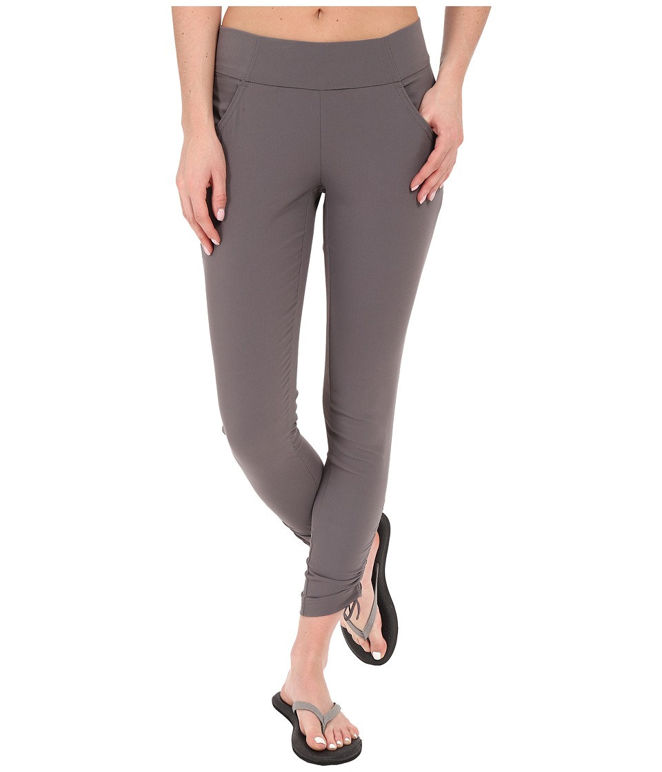 Columbia - Anytime Casual Ankle Pants (Pulse) Women's Casual Pants