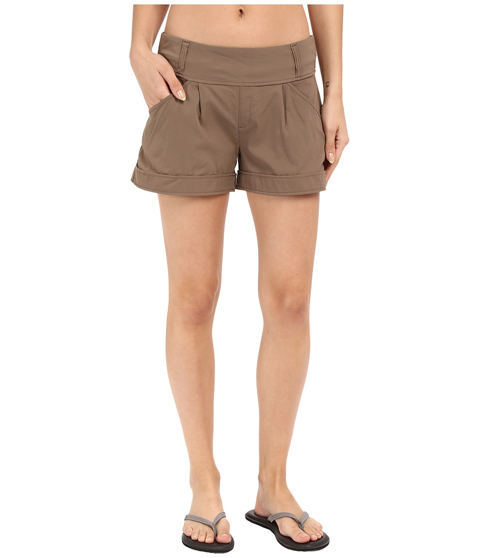 Lole Harbour Shorts (Bark) Women