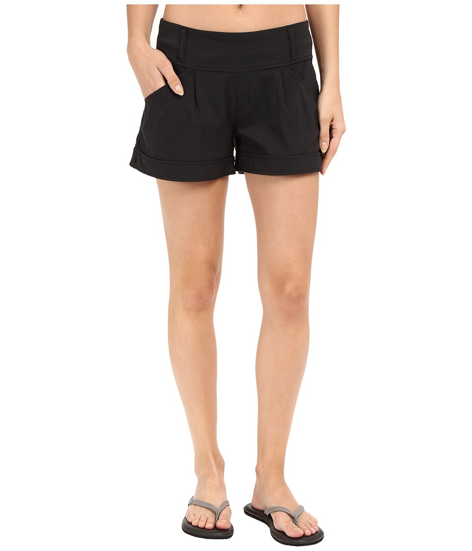 Lole - Harbour Shorts (Black) Women's Shorts