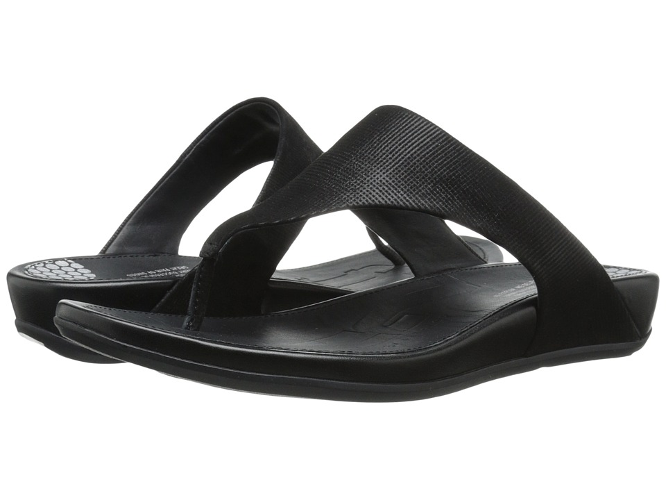 FitFlop Banda Opultm (Black) Women