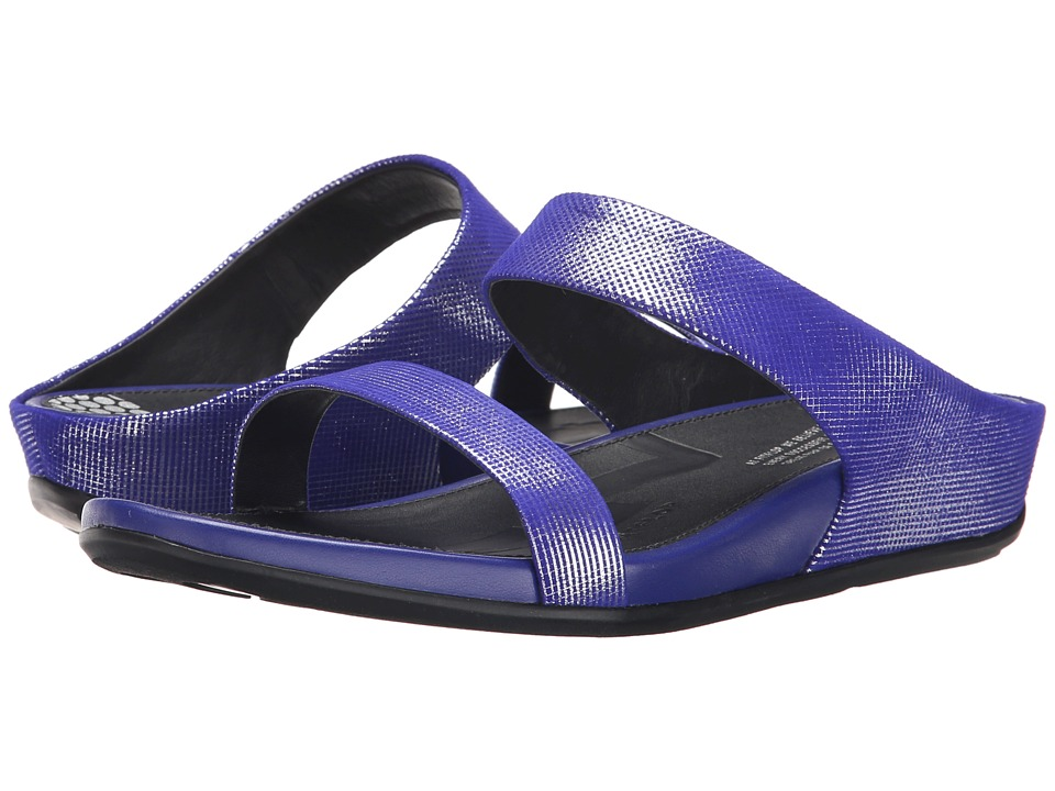 FitFlop Banda Slide Opultm Mazarine Blue  Shoes