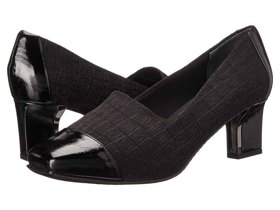 J. Renee - Bellville (Black) Women's Shoes