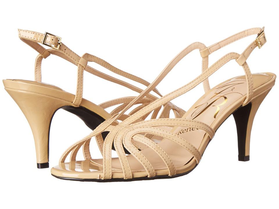 J. Renee Evra (Nude) High Heels