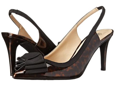 J. Renee - Marva (Brown Tortoise) High Heels