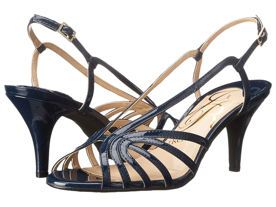 J. Renee Evra (Navy) High Heels