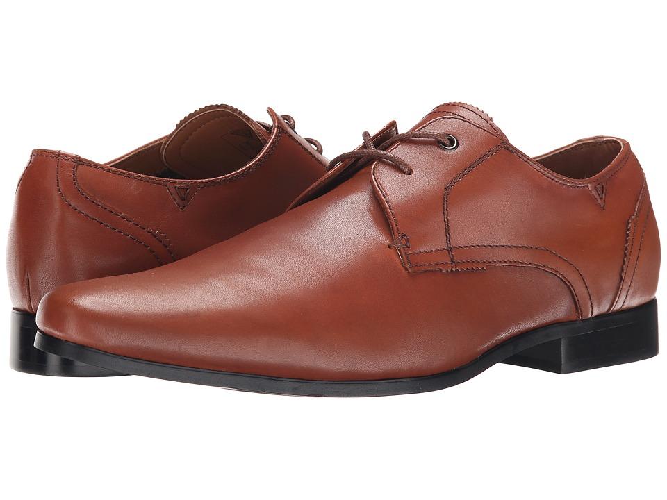 GUESS - Georgie (Medium Brown) Men's Shoes