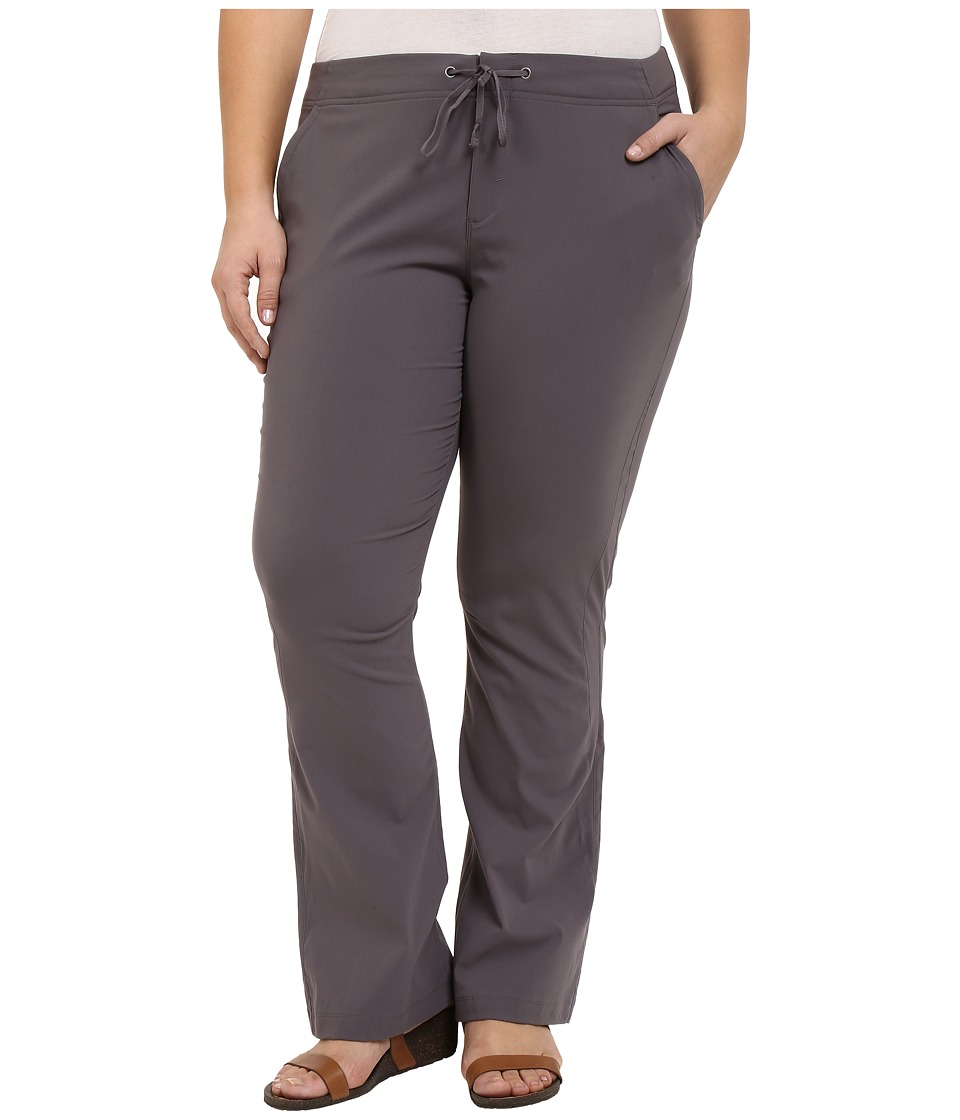 Columbia - Plus Size Anytime Outdoor Bootcut Pants (Pulse) Women's Casual Pants