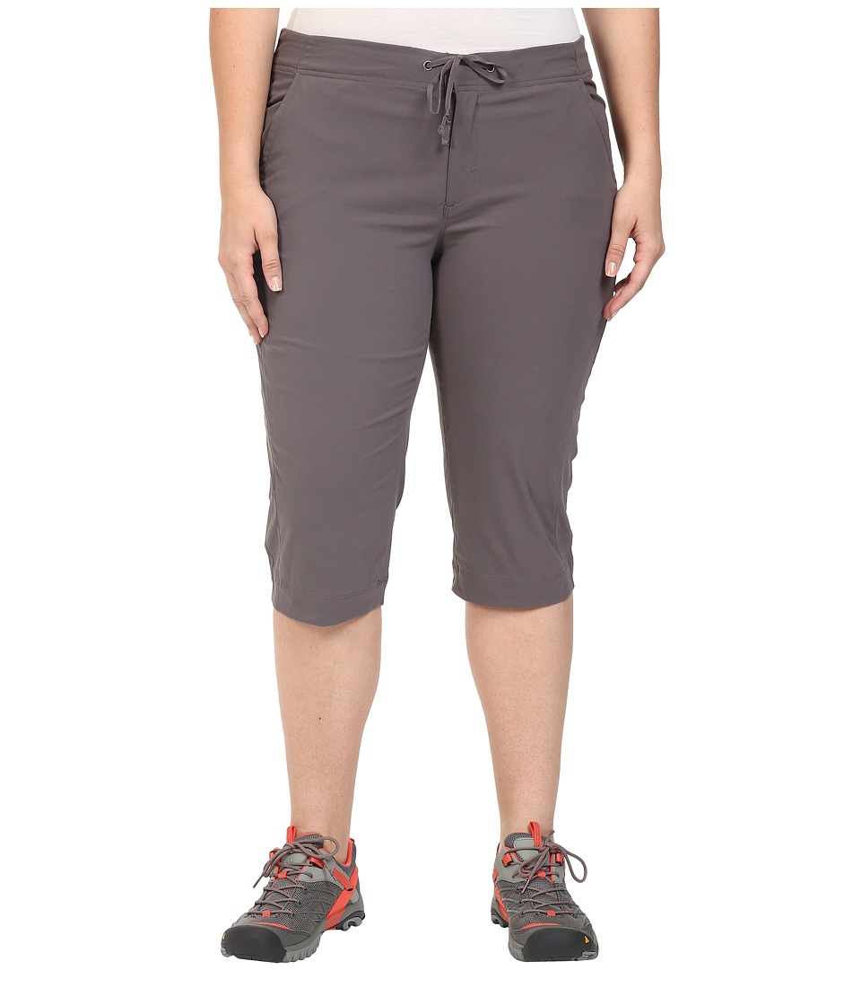 Columbia - Plus Size Anytime Outdoor Capri (Pulse) Women's Capri