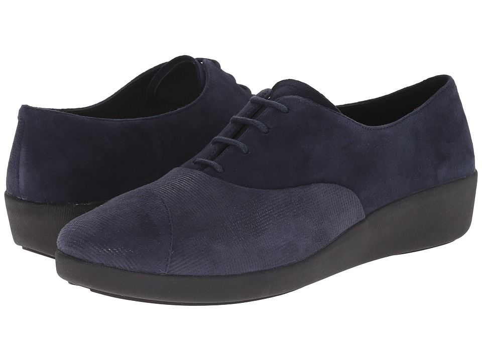 FitFlop F-Pop Oxford Opul (Supernavy) Women