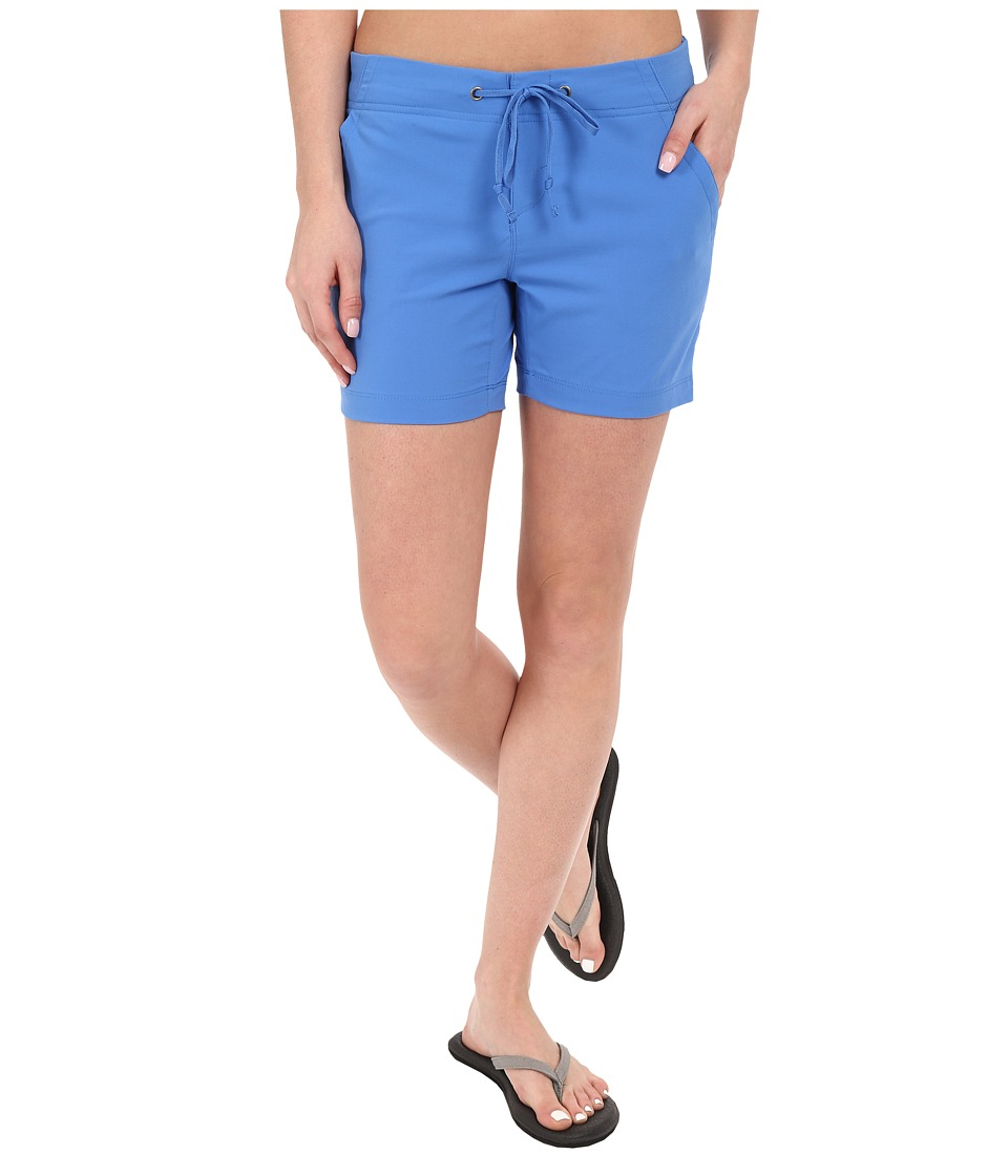 Columbia - Anytime Outdoor Short (Stormy Blue) Women's Shorts