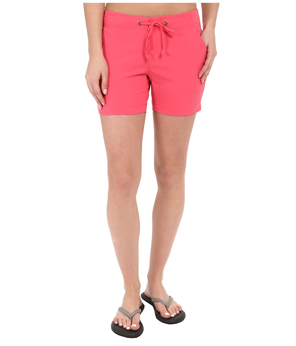 Columbia - Anytime Outdoor Short (Bright Geranium) Women's Shorts