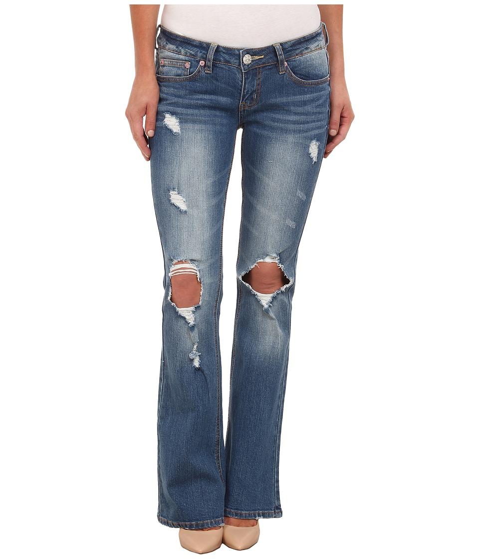 UNIONBAY - Irina Flare Denim Jean in Glacier (Glacier) Women's Jeans