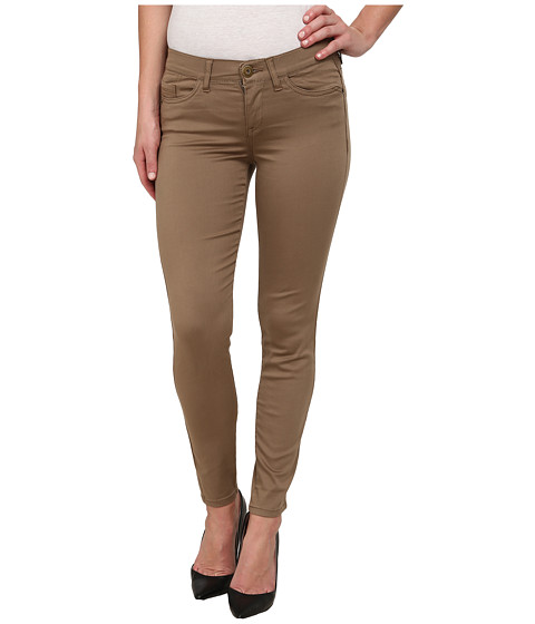 UNIONBAY - Clara Solid Hyperstretch Jegging (Light Walnut) Women