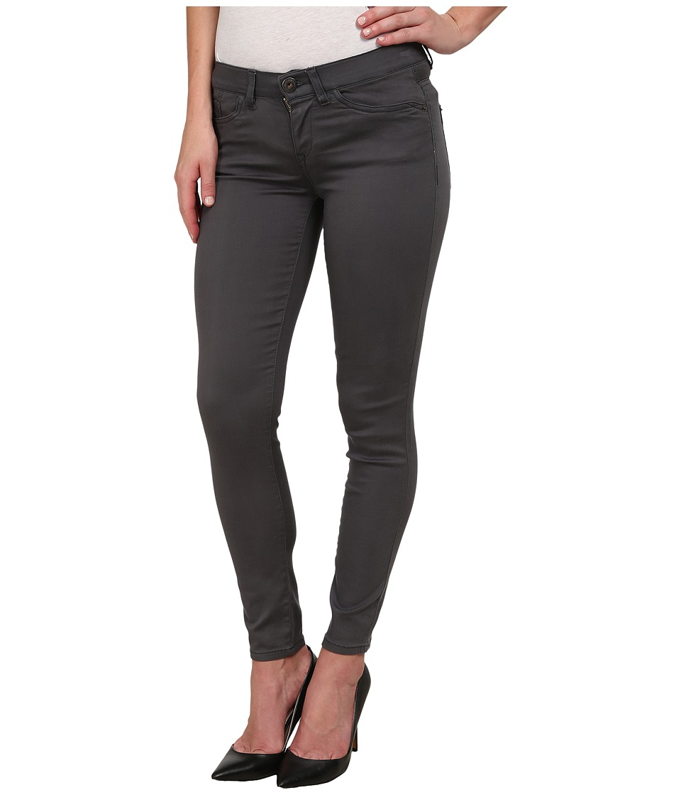 UNIONBAY - Clara Solid Hyperstretch Jegging (Iron Grey) Women's Casual Pants