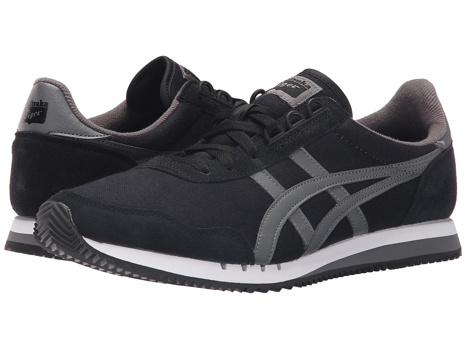 Onitsuka Tiger by Asics - Dualio (Black/Grey) Shoes