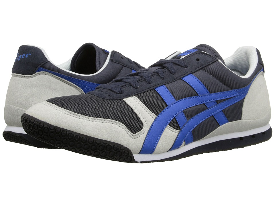 Onitsuka Tiger by Asics - Ultimate 81 (Indian Ink/Classic Blue) Classic Shoes