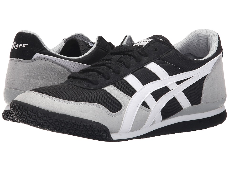 Onitsuka Tiger by Asics - Ultimate 81 (Black/White) Classic Shoes