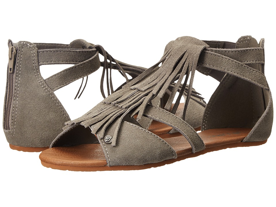 Volcom - Backstage (Grey) Women's Sandals