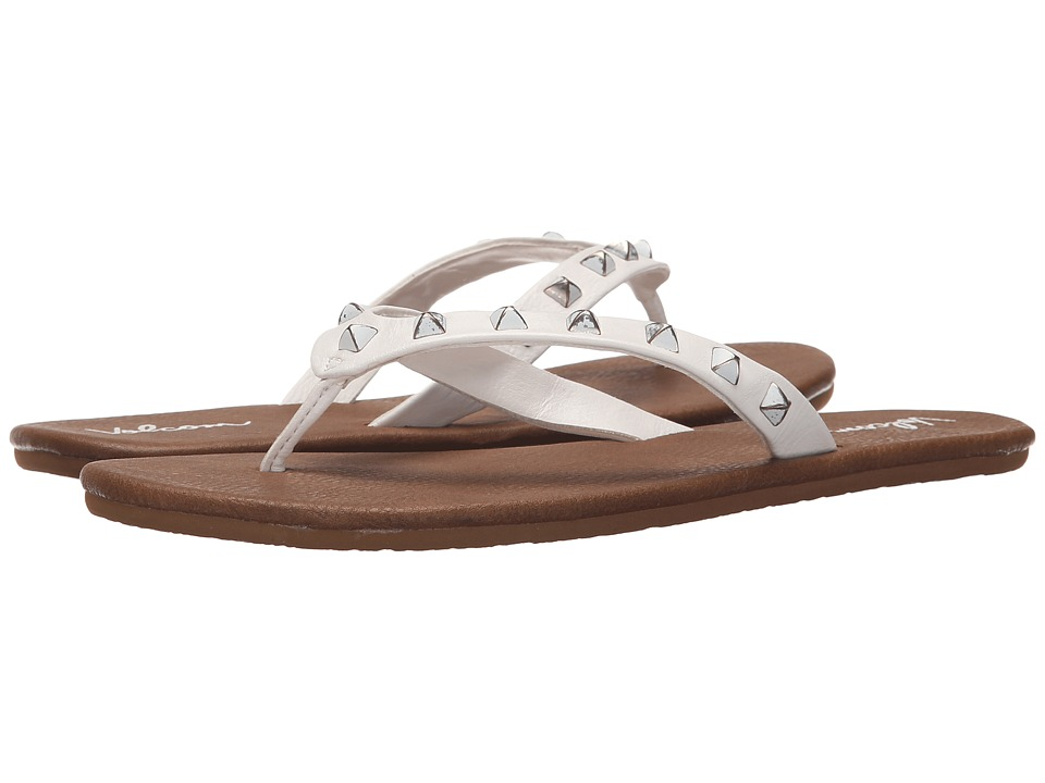 Volcom - Pretty Legit (White Combo) Women's Sandals