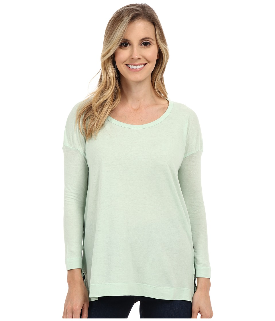 Toad&Co - Tissue 3/4 Tee (Pistachio) Women's Long Sleeve Pullover