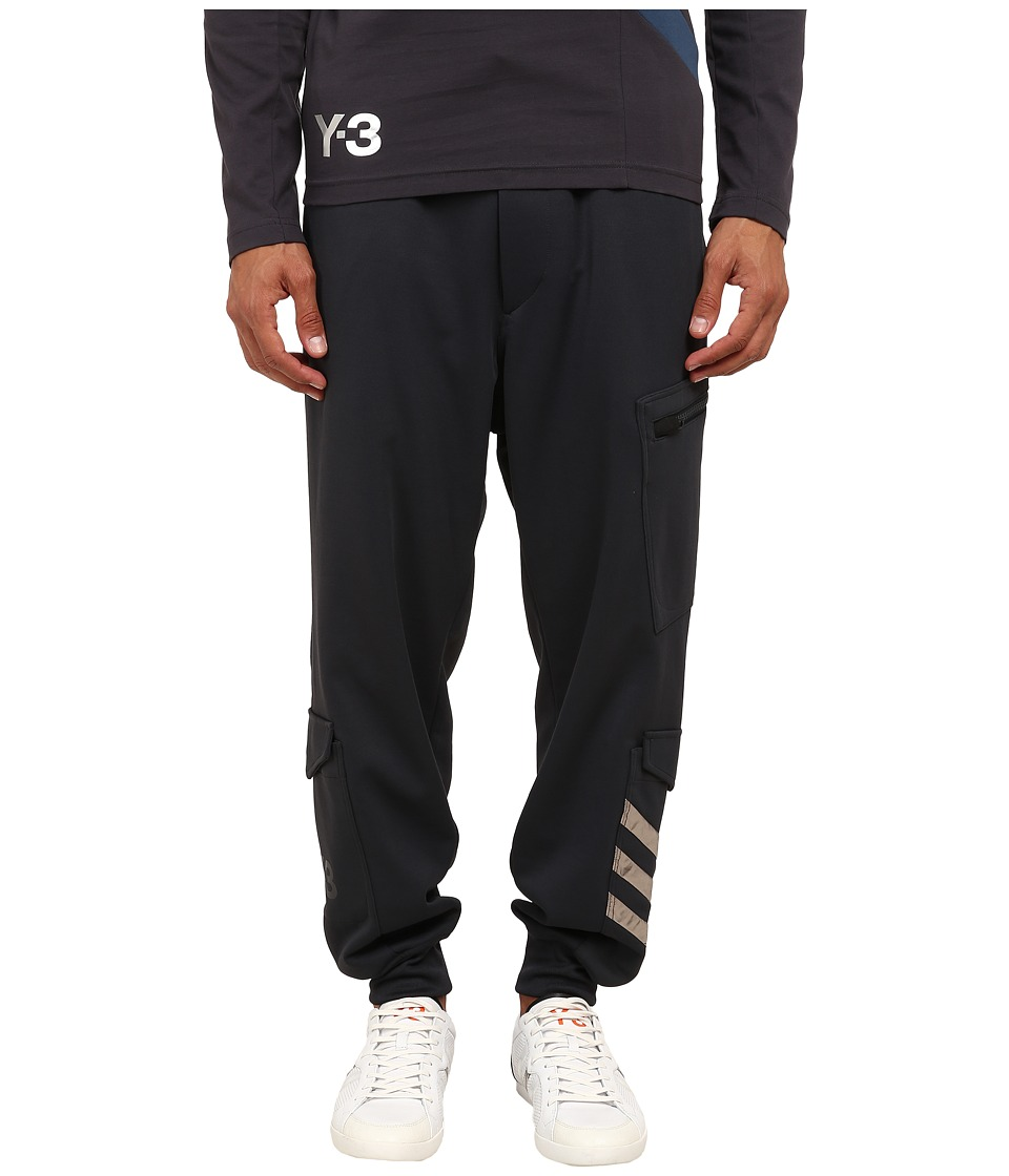 adidas Y-3 by Yohji Yamamoto - Flight Pants (Night Grey) Men's Casual Pants