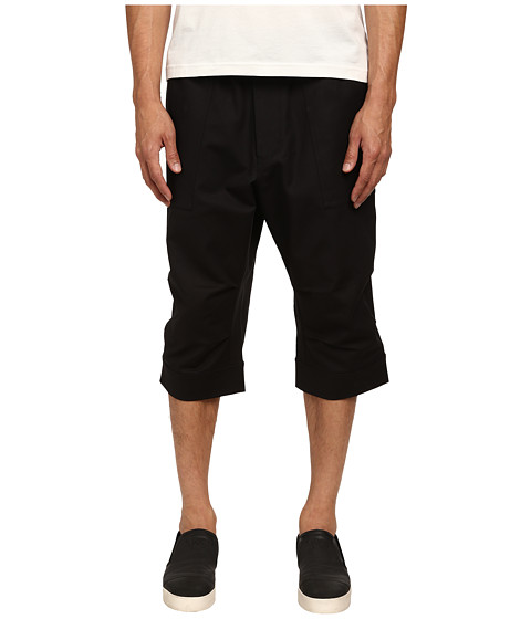 adidas Y-3 by Yohji Yamamoto - Jet Shorts (Black) Men's Shorts