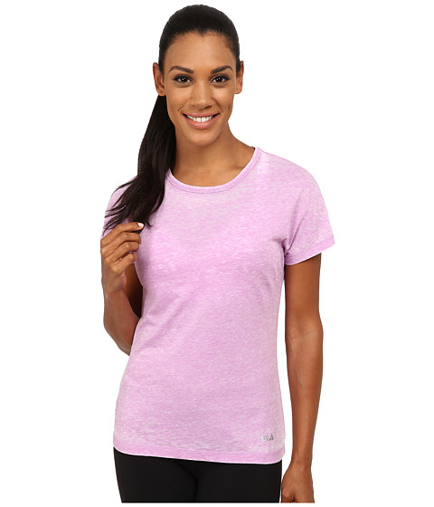Fila - It's Tee Time Top (Thistle/Thistle) Women's Clothing