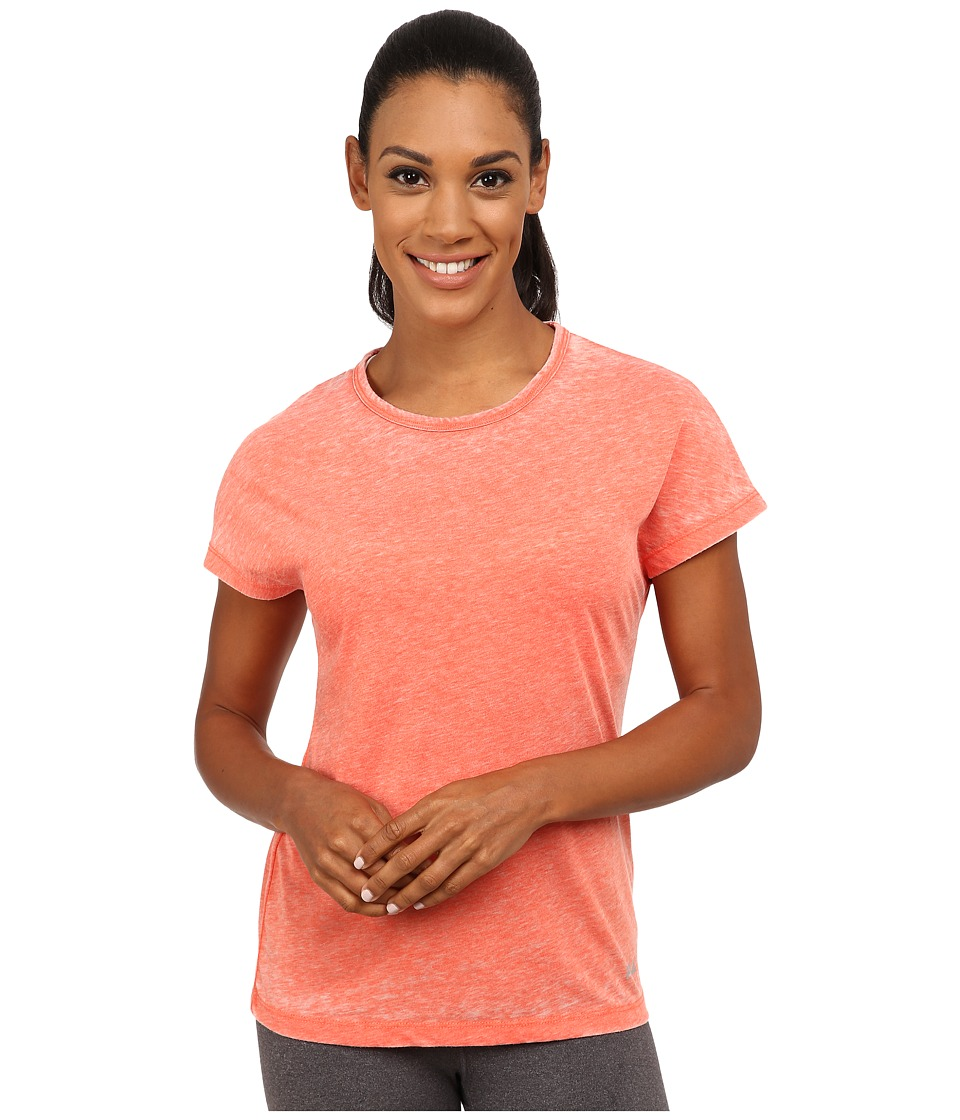 Fila - It's Tee Time Top (Cherry Tomato) Women's Clothing