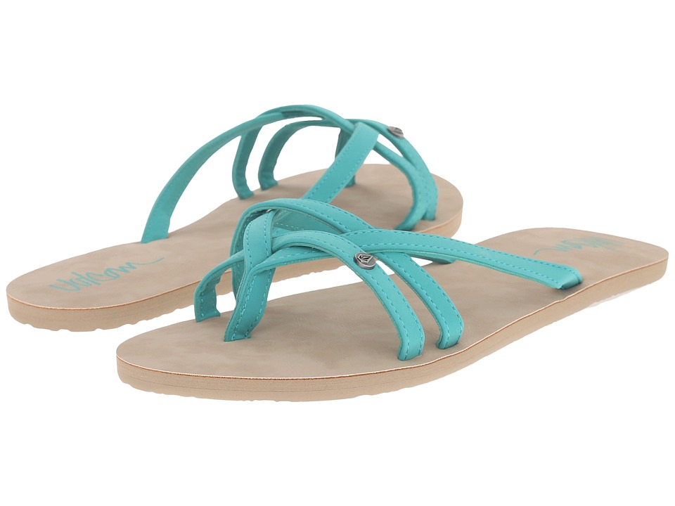 Volcom - Look Out 2 (Mint) Women's Sandals