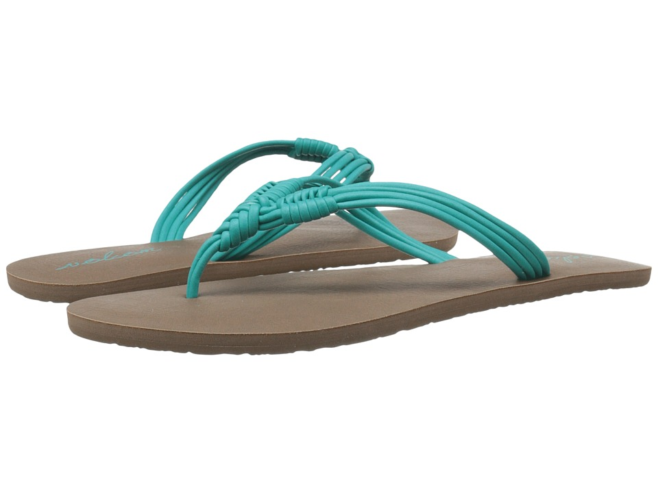 Volcom - Have Fun 2 (Spring Green) Women's Sandals