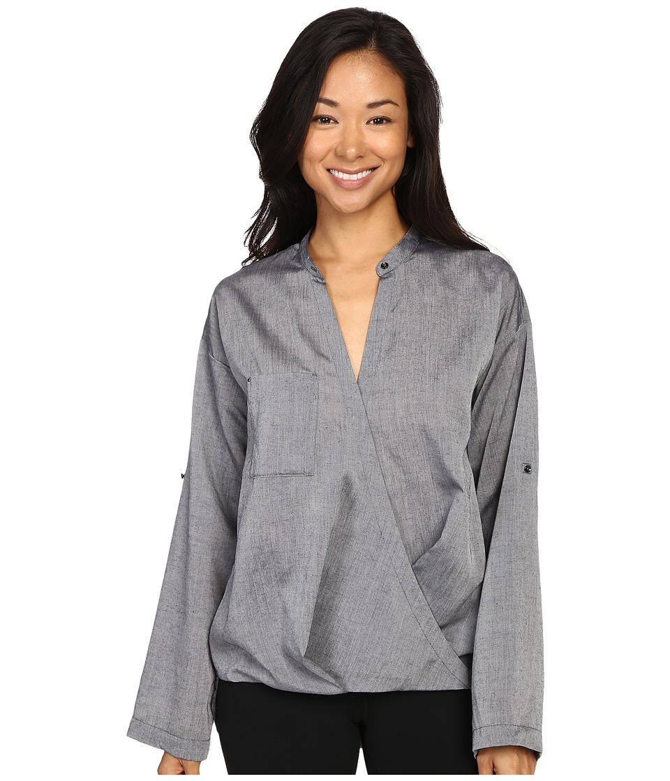 Lole - Margot Tunic (Dark Denim) Women's Blouse