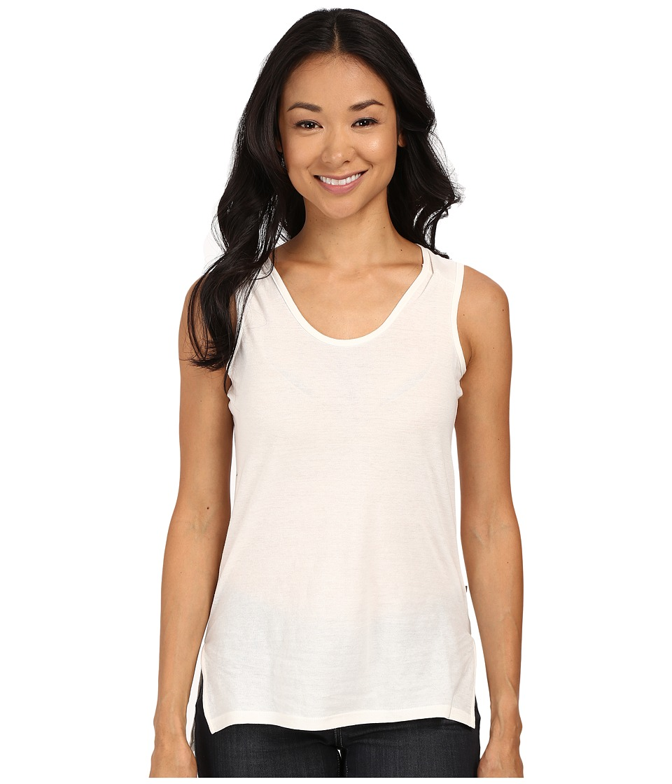 Toad&Co - Tissue Tank Top (Egret) Women's Sleeveless