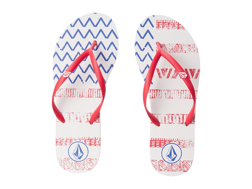 Volcom - Rocking 2 Sandal (Chili Red) Women's Sandals