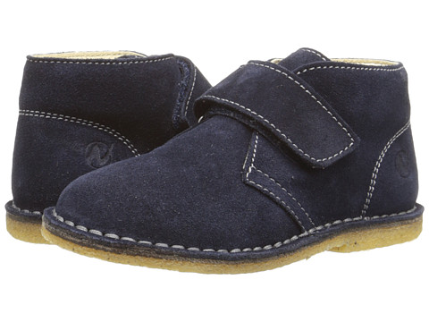 Naturino - Nat. 4680 (Toddler/Little Kid) (Navy Suede) Boy's Shoes