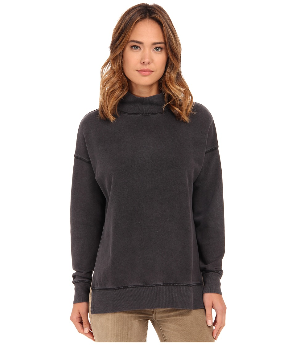 Free People - Jolene Pullover (Black) Women's Sweater
