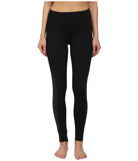 Fila - Herringbone Leggings (Black/Black Herringbone) Women's Casual Pants