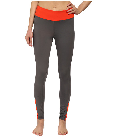 Fila - Eat My Dust Tights (Castlerock/Cherry Tomato) Women