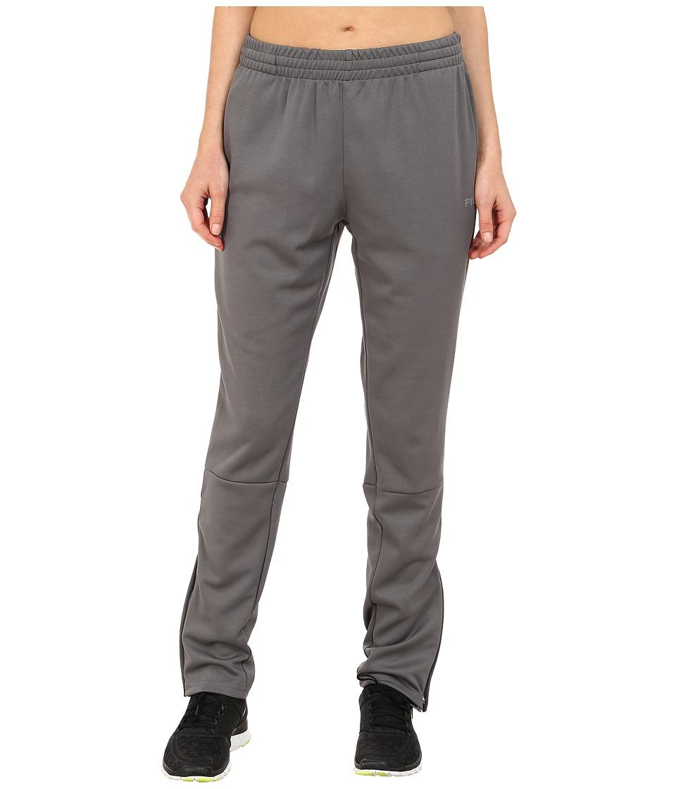 Fila - Trackster Pants (Castlerock) Women's Casual Pants