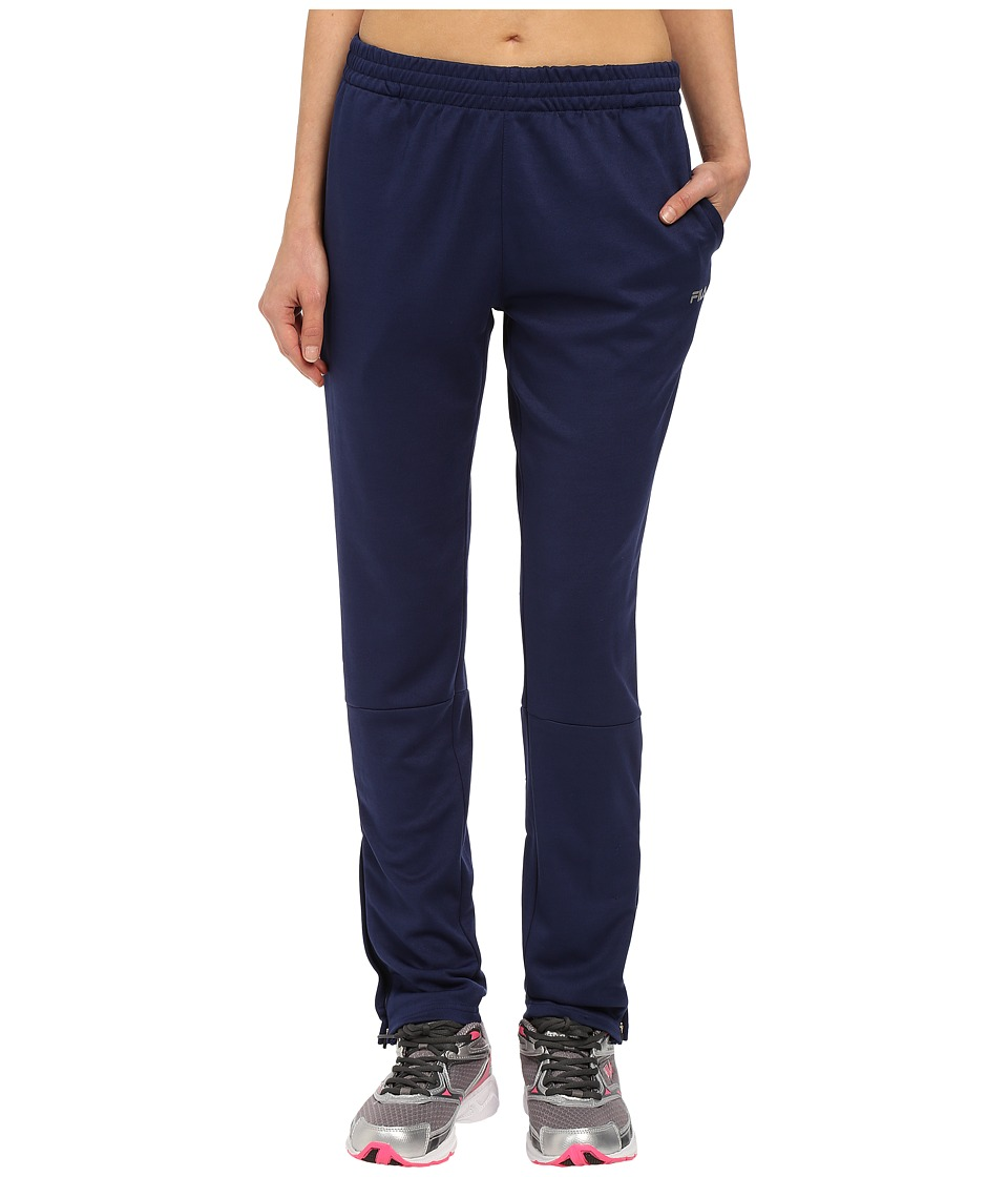 Fila - Trackster Pants (Navy Power) Women's Casual Pants