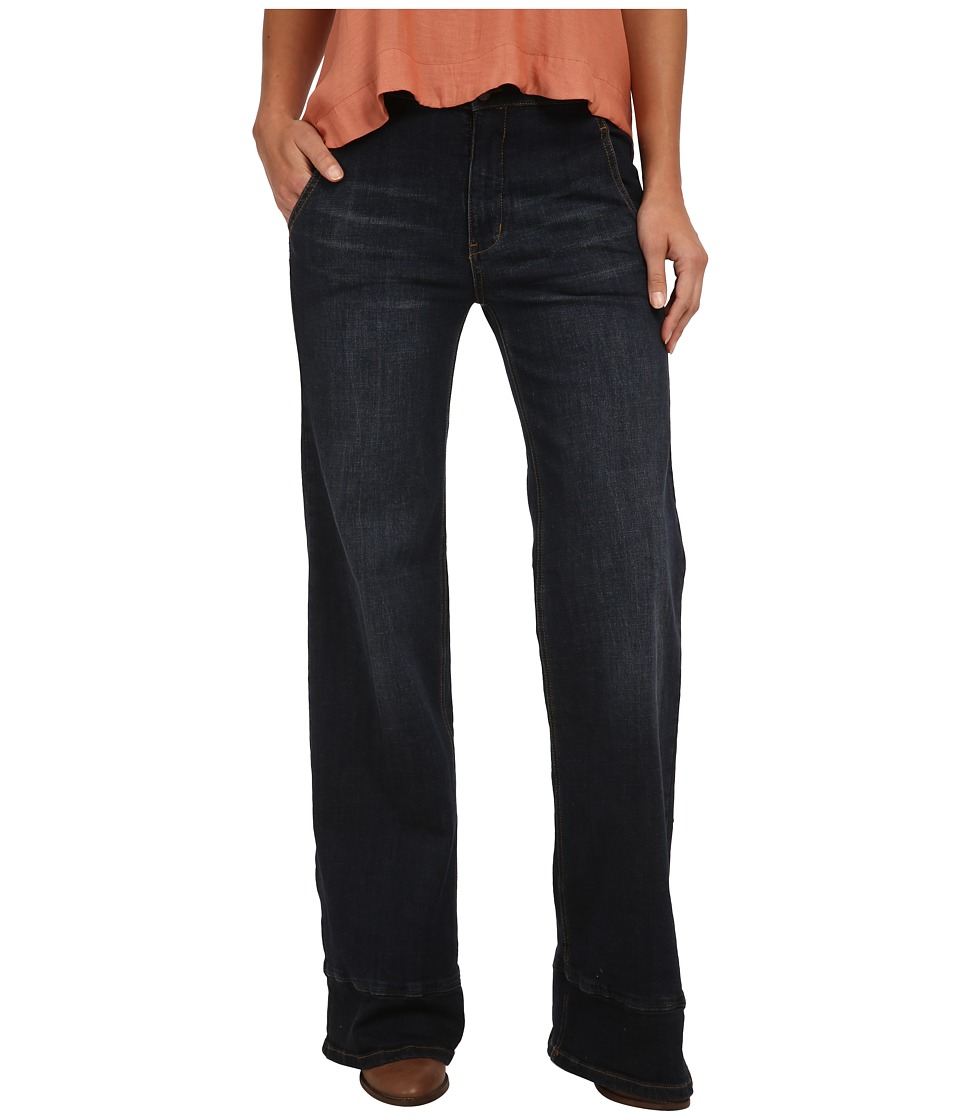 Free People - High Waisted Wide Denim Bell (Bewick) Women's Jeans