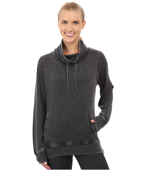 Fila - Easy Does It Cowl Neck (Black) Women's Sweatshirt