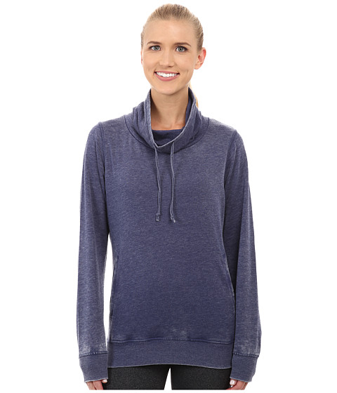 Fila - Easy Does It Cowl Neck (Navy Power) Women's Sweatshirt
