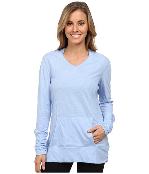 Fila - Urban Jungle Hoodie (Lavender Blue Heather) Women's Sweatshirt